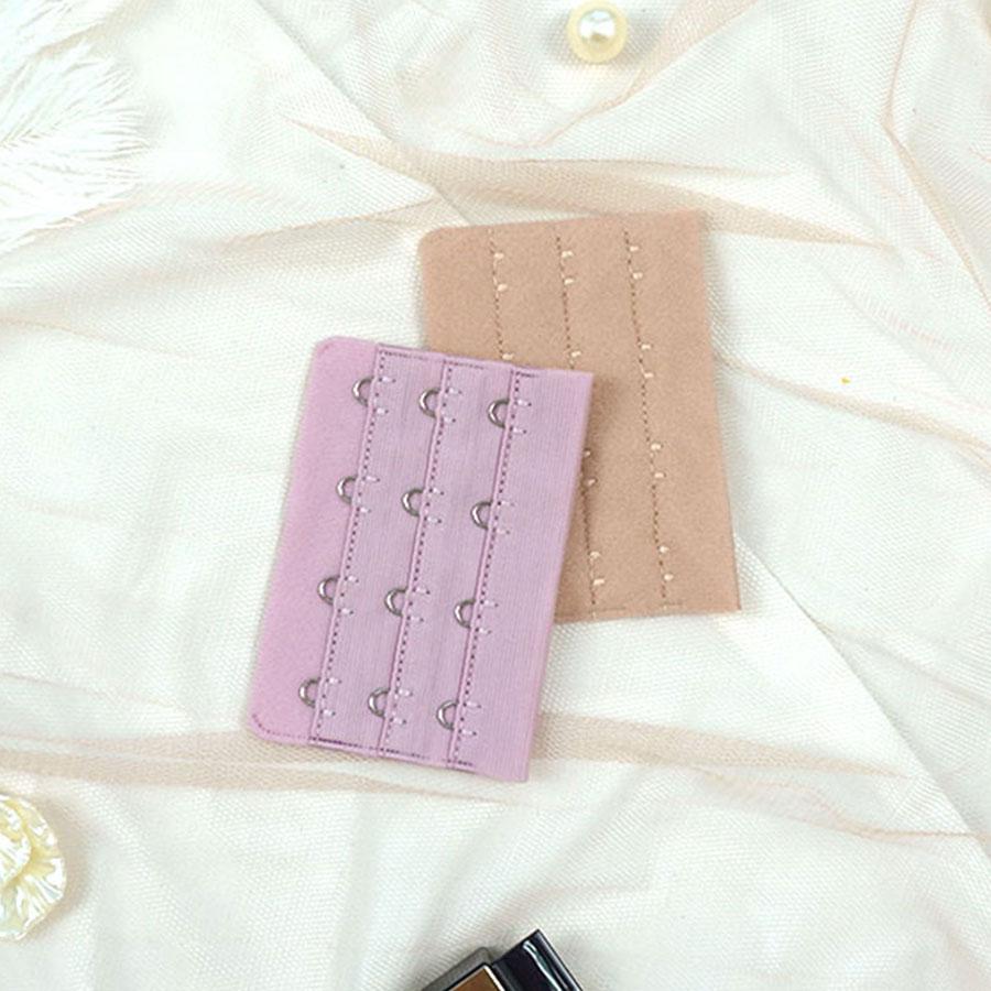 【車縫背扣】3排4扣