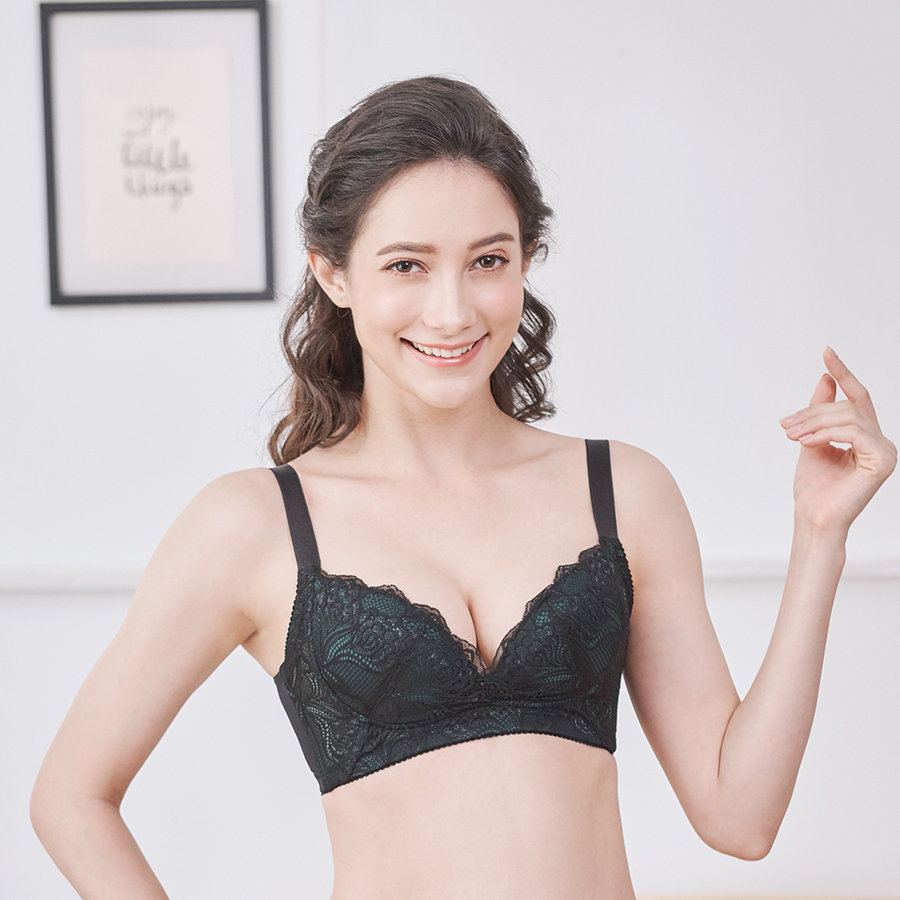 【A+手捧】蝶舞波蕾 無鋼圈內衣
