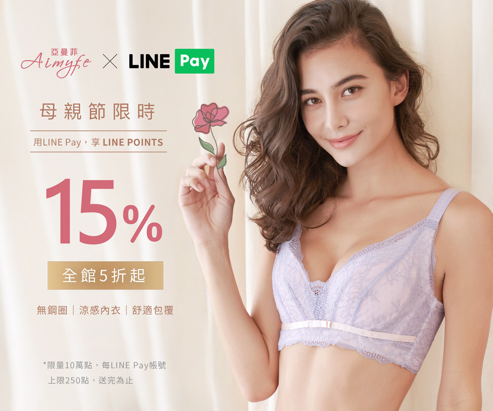 LINE Pay 15%回饋