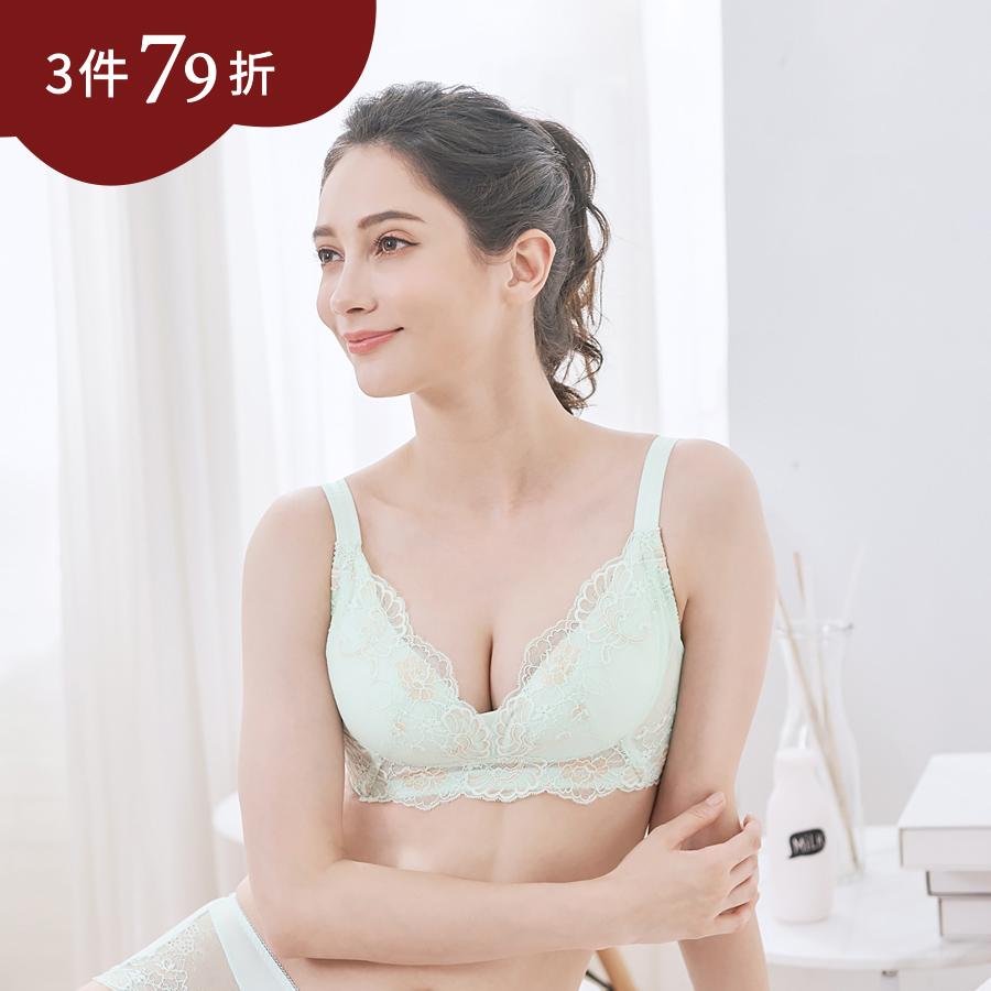 【A+手捧】穩定包覆 無鋼圈內衣