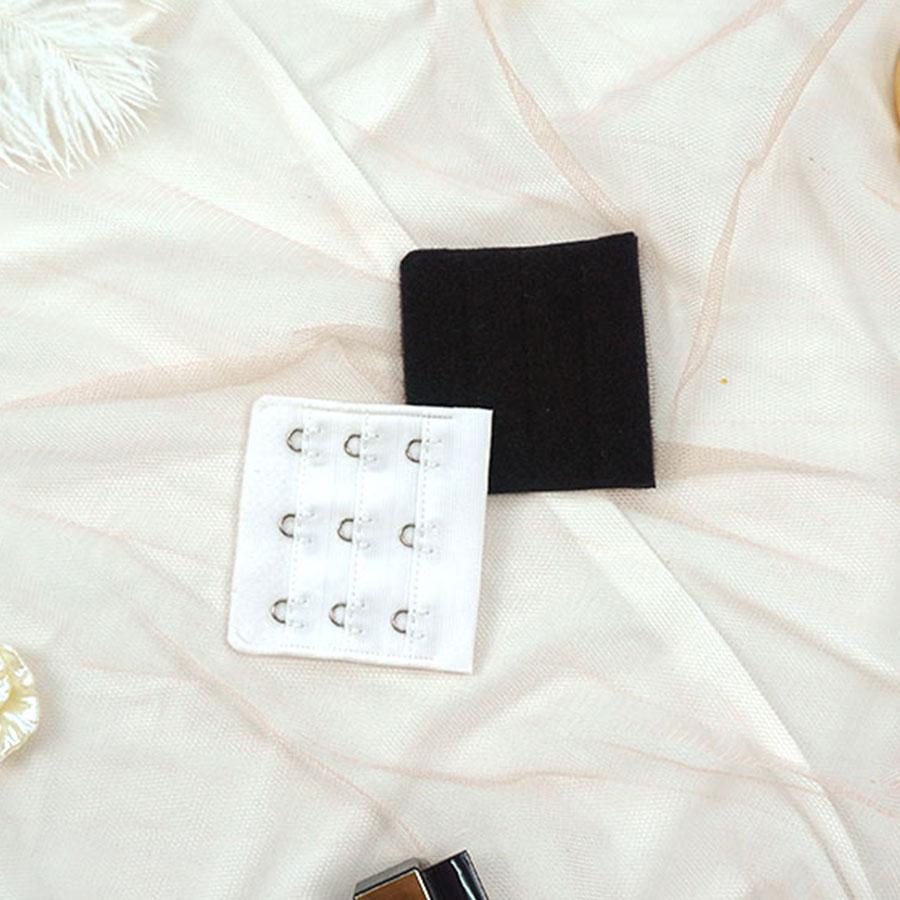 【車縫背扣】3排3扣