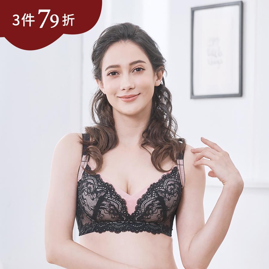 【A+手捧】穩定超包覆 無鋼圈內衣