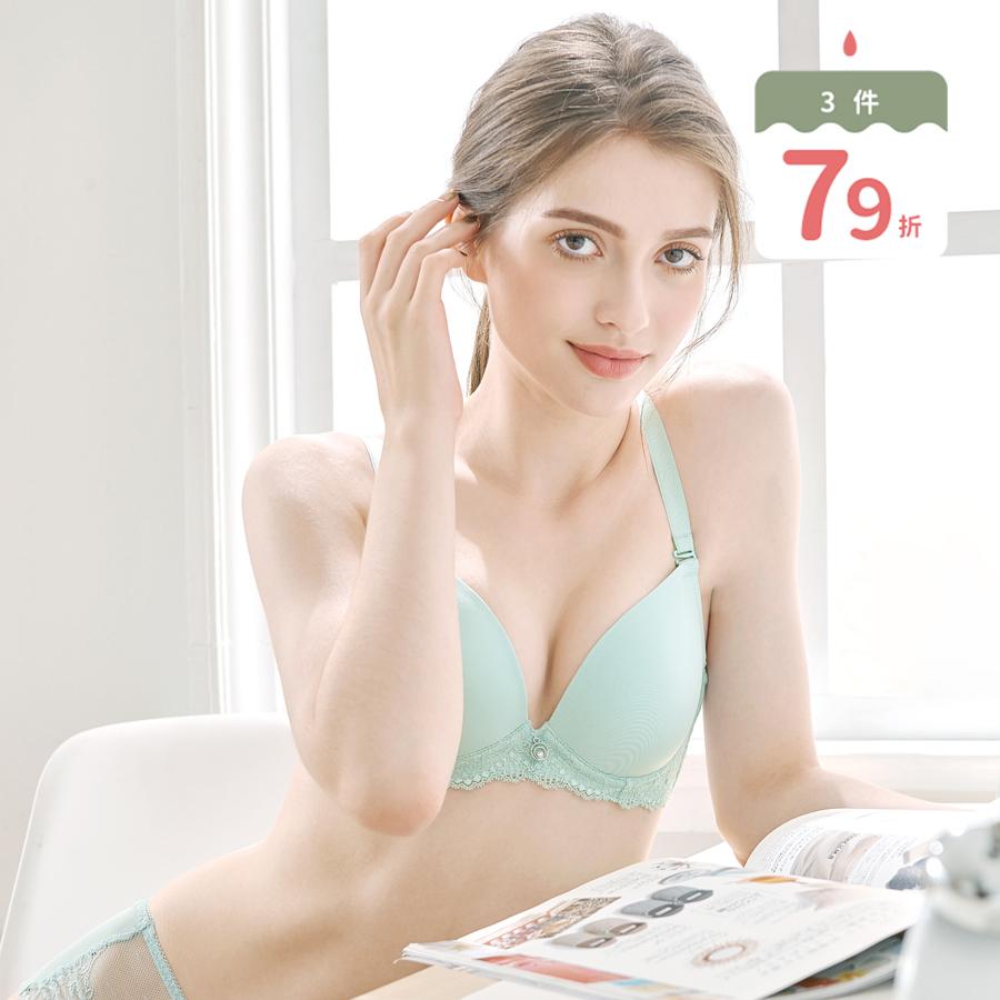 【曼活】曼步香緹 內衣